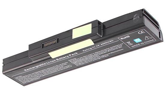 Аккумуляторная батарея для ноутбука Rover book Voyager V751