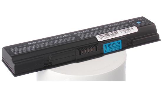 Аккумуляторная батарея для ноутбука ToshiBa Satellite A500-1F2